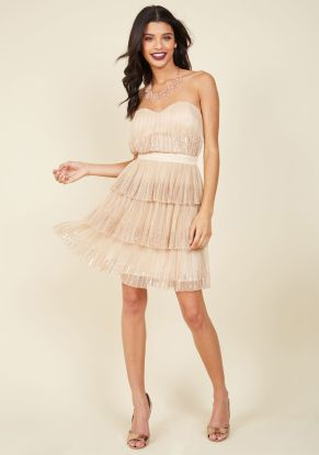 Modcloth Inventive Occasion A-Line Dress-$44.99