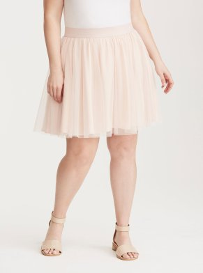 Torrid Tulle Mini Skirt-$54.90
